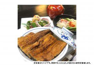 うなぎ小丼(1匹)
